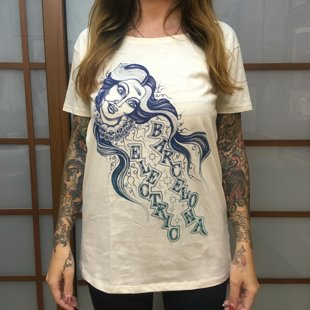 Camiseta Crema Diosa -SOLD OUT-