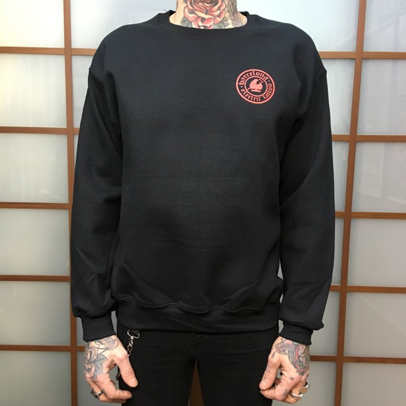 SOLD OUT Sudadera Negra ROSE&DAGGER