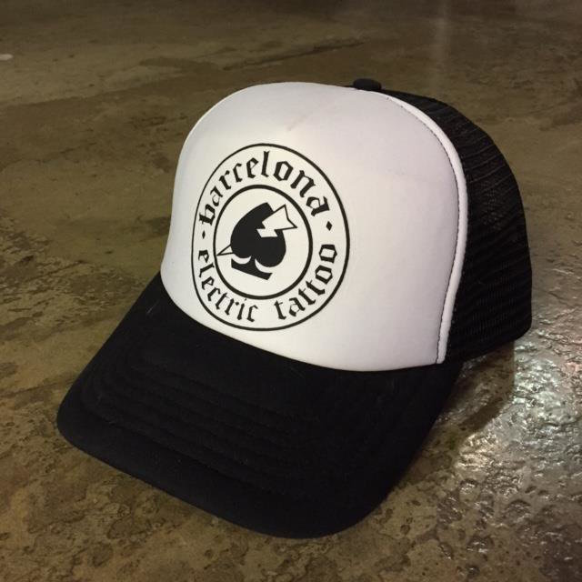 "SOLD OUT Gorras ""trucker"" con logo -SOLD OUT-"